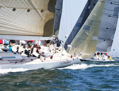 Course A Far Ocean - 2011 Yachting Cup  17