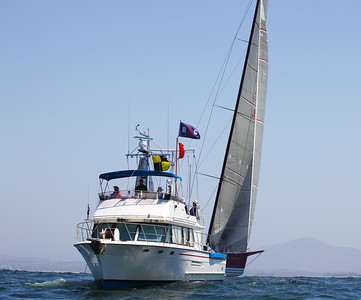 Course A Far Ocean - 2011 Yachting Cup  1