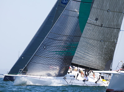 Course A Far Ocean - 2011 Yachting Cup  4