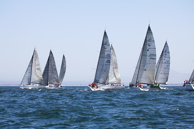 Course A Far Ocean - 2011 Yachting Cup  23