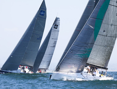 Course A Far Ocean - 2011 Yachting Cup  2