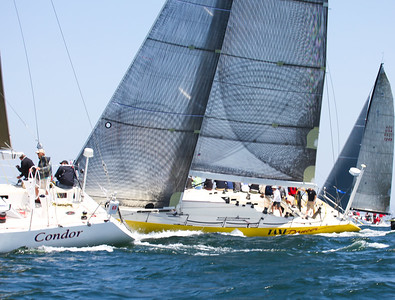 Course A Far Ocean - 2011 Yachting Cup  19