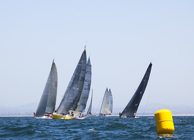 Course A Far Ocean - 2011 Yachting Cup  13