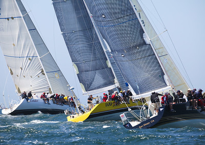 Course A Far Ocean - 2011 Yachting Cup  22
