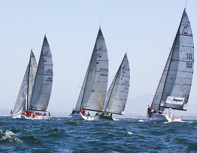 Course A Far Ocean - 2011 Yachting Cup  25
