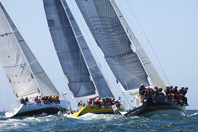 Course A Far Ocean - 2011 Yachting Cup  21