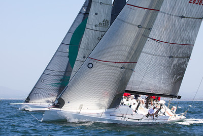 Course A Far Ocean - 2011 Yachting Cup  6