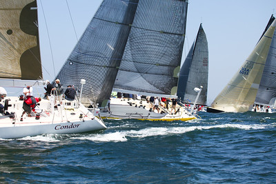 Course A Far Ocean - 2011 Yachting Cup  18