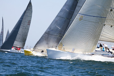 Course A Far Ocean - 2011 Yachting Cup  14