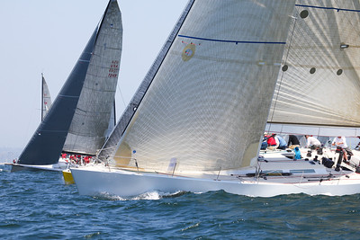 Course A Far Ocean - 2011 Yachting Cup  15