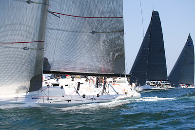 Course A Far Ocean - 2011 Yachting Cup  12