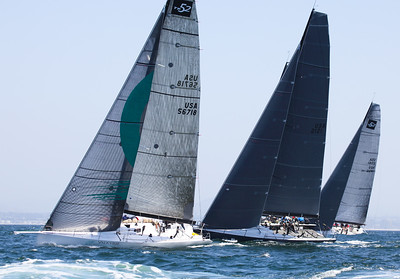 Course A Far Ocean - 2011 Yachting Cup  11