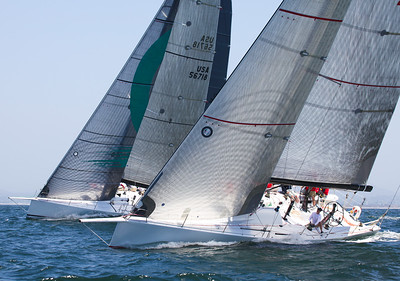 Course A Far Ocean - 2011 Yachting Cup  5