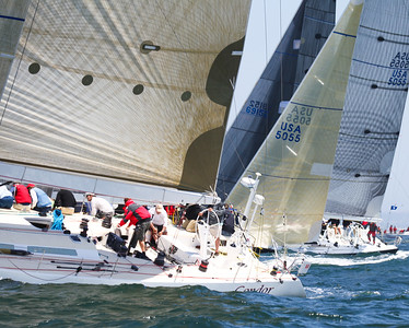 Course A Far Ocean - 2011 Yachting Cup  16