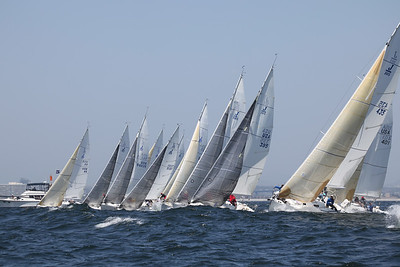 B Course Near Roads - Yachting Cup 2011  34