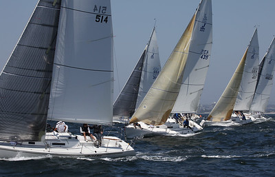 B Course Near Roads - Yachting Cup 2011  40
