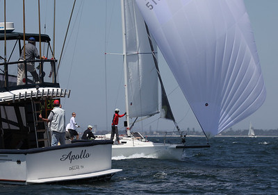 B Course Near Roads - Yachting Cup 2011  14
