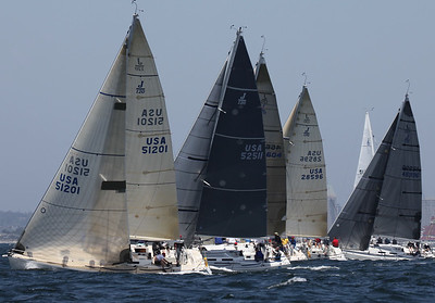 B Course Near Roads - Yachting Cup 2011  18
