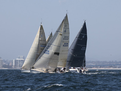 B Course Near Roads - Yachting Cup 2011  16