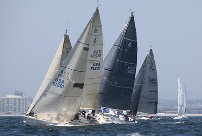 B Course Near Roads - Yachting Cup 2011  17