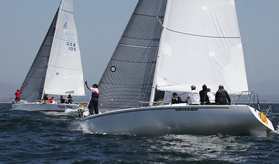 B Course Near Roads - Yachting Cup 2011  29