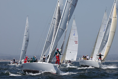 B Course Near Roads - Yachting Cup 2011  26