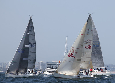 B Course Near Roads - Yachting Cup 2011  22