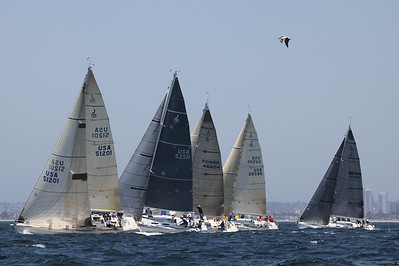B Course Near Roads - Yachting Cup 2011  19