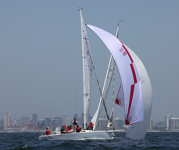 B Course Near Roads - Yachting Cup 2011  7