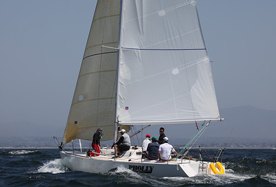 B Course Near Roads - Yachting Cup 2011  24