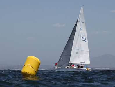 B Course Near Roads - Yachting Cup 2011  30