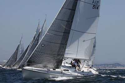 B Course Near Roads - Yachting Cup 2011  37