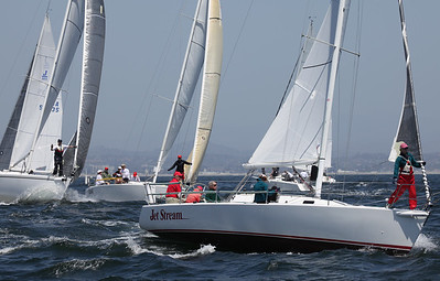 B Course Near Roads - Yachting Cup 2011  28