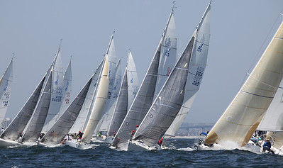 B Course Near Roads - Yachting Cup 2011  32
