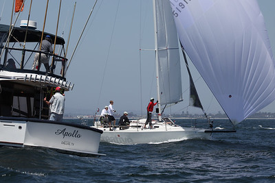 B Course Near Roads - Yachting Cup 2011  15