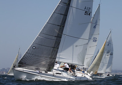 B Course Near Roads - Yachting Cup 2011  38
