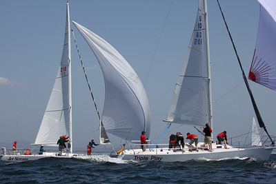 B Course Near Roads - Yachting Cup 2011  11