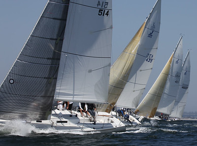 B Course Near Roads - Yachting Cup 2011  39