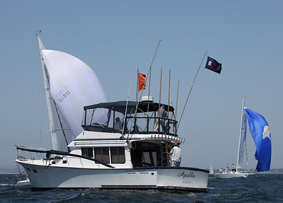 B Course Near Roads - Yachting Cup 2011  13