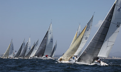 B Course Near Roads - Yachting Cup 2011  35