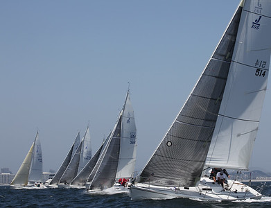 B Course Near Roads - Yachting Cup 2011  36