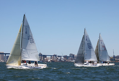 J 80's - Yachting Cup 2011  13
