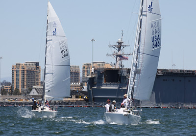 J 80's - Yachting Cup 2011  2