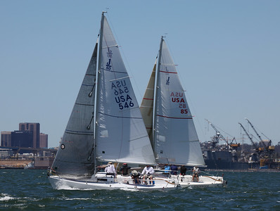 J 80's - Yachting Cup 2011  12
