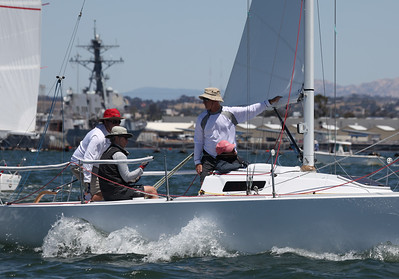 J 80's - Yachting Cup 2011  6