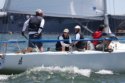J 80's - Yachting Cup 2011  8