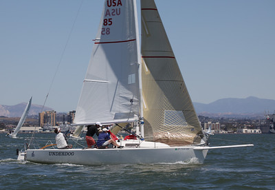 J 80's - Yachting Cup 2011  17
