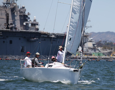J 80's - Yachting Cup 2011  4