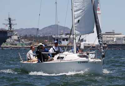 J 80's - Yachting Cup 2011  7