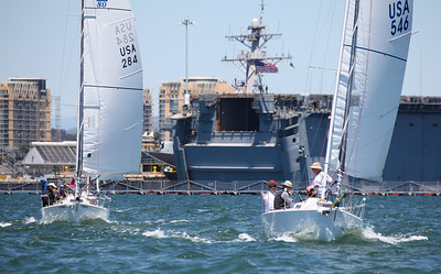 J 80's - Yachting Cup 2011  3